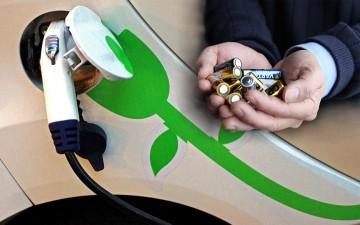 Batteritillverkning och batteriåtervinning