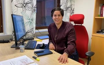 Eva Friberg, Swerim