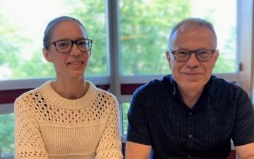 Karin och Magnus, Tata Steel Surahammar