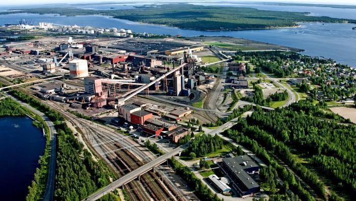 Energieffektivisering för industrin