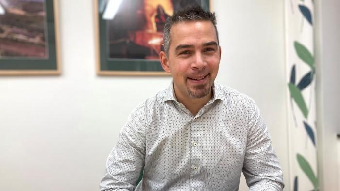 Daniel Palo, Swerim