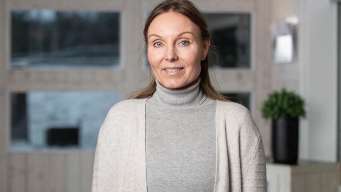 Katarina Lundkvist, Swerim