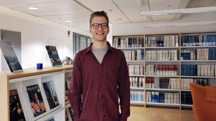 Mikael Malmström, Swerim
