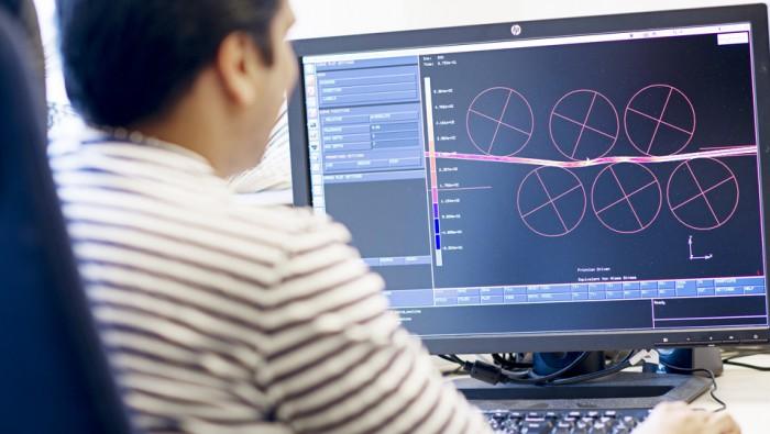 modellering dator forskare
